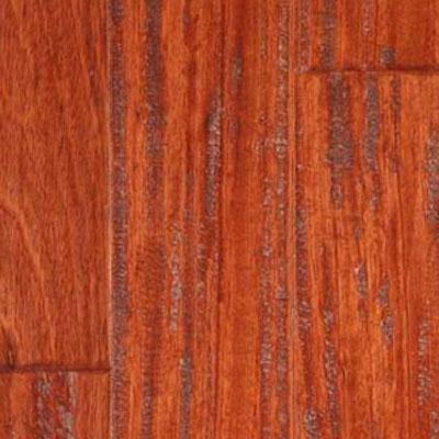 LM Flooring Gevaldo Handscraped 5 Natural Brazilian Cherry Hardwood Flooring