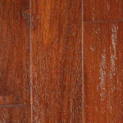 LM Flooring Gevaldo Handscraped 5 Natural Sucupira Preta Hardwood Flooring