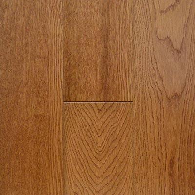 LM Flooring Gevaldo Smooth 5 Gunstock Hardwood Flooring