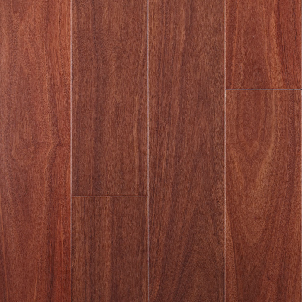 LM Flooring Kendall Exotics 3 Santos Mahogany Hardwood Flooring