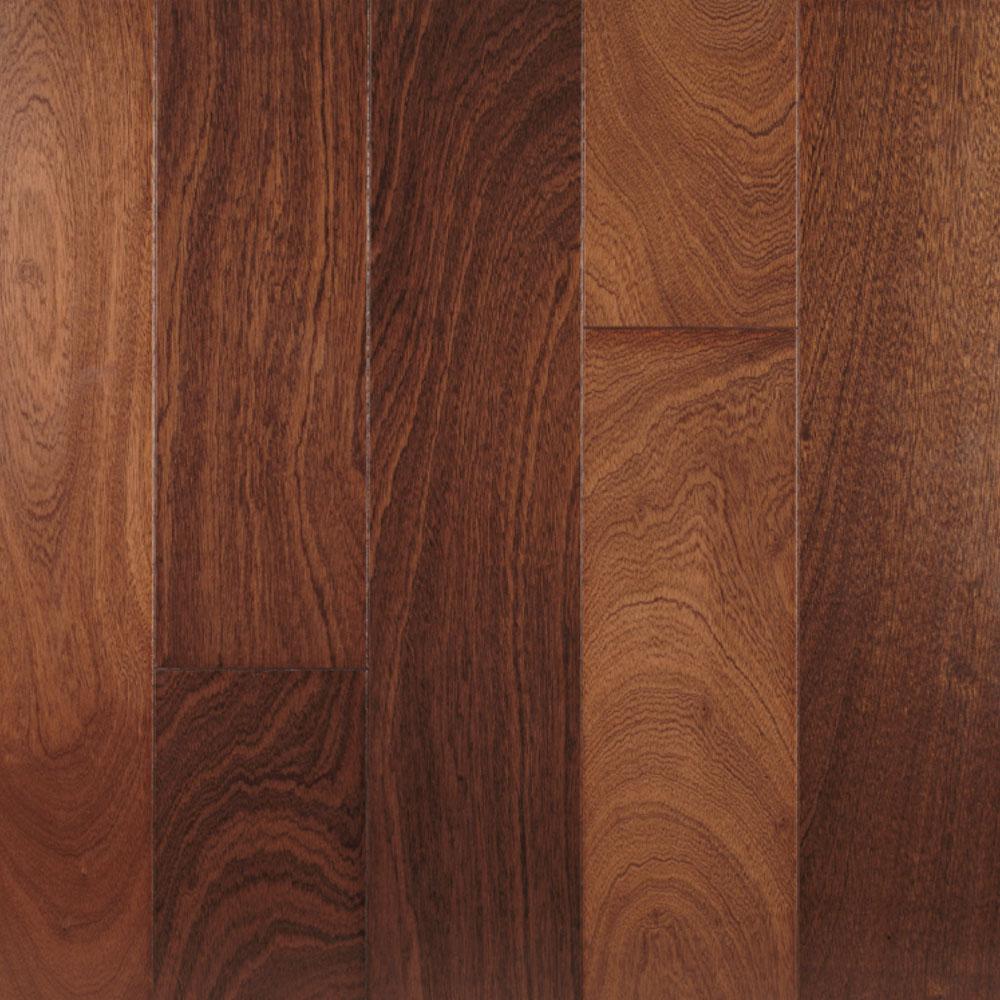 LM Flooring Kendall Exotics 5 Sapelli Hardwood Flooring
