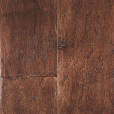 LM Flooring River Ranch Hand Scraped 5 Hickory Acorn Hardwood Flooring