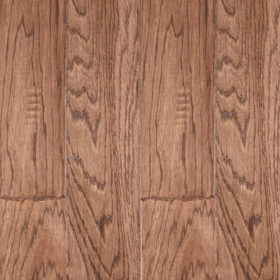 LM Flooring River Ranch Hand Scraped 5 Hickory Fireside Hardwood Flooring