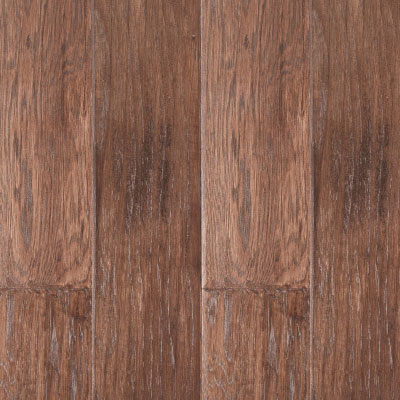 LM Flooring River Ranch Hand Scraped 5 Hickory Tobacco Hardwood Flooring