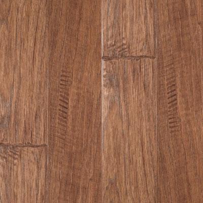 LM Flooring River Ranch Hand Scraped 5 Hickory Almond Hardwood Flooring