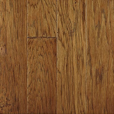 LM Flooring Rock Hill Leathered Hickory Hardwood Flooring