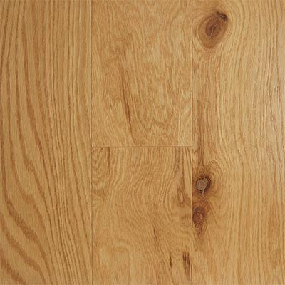 LM Flooring Town Square 3 Natural Red Oak Hardwood Flooring