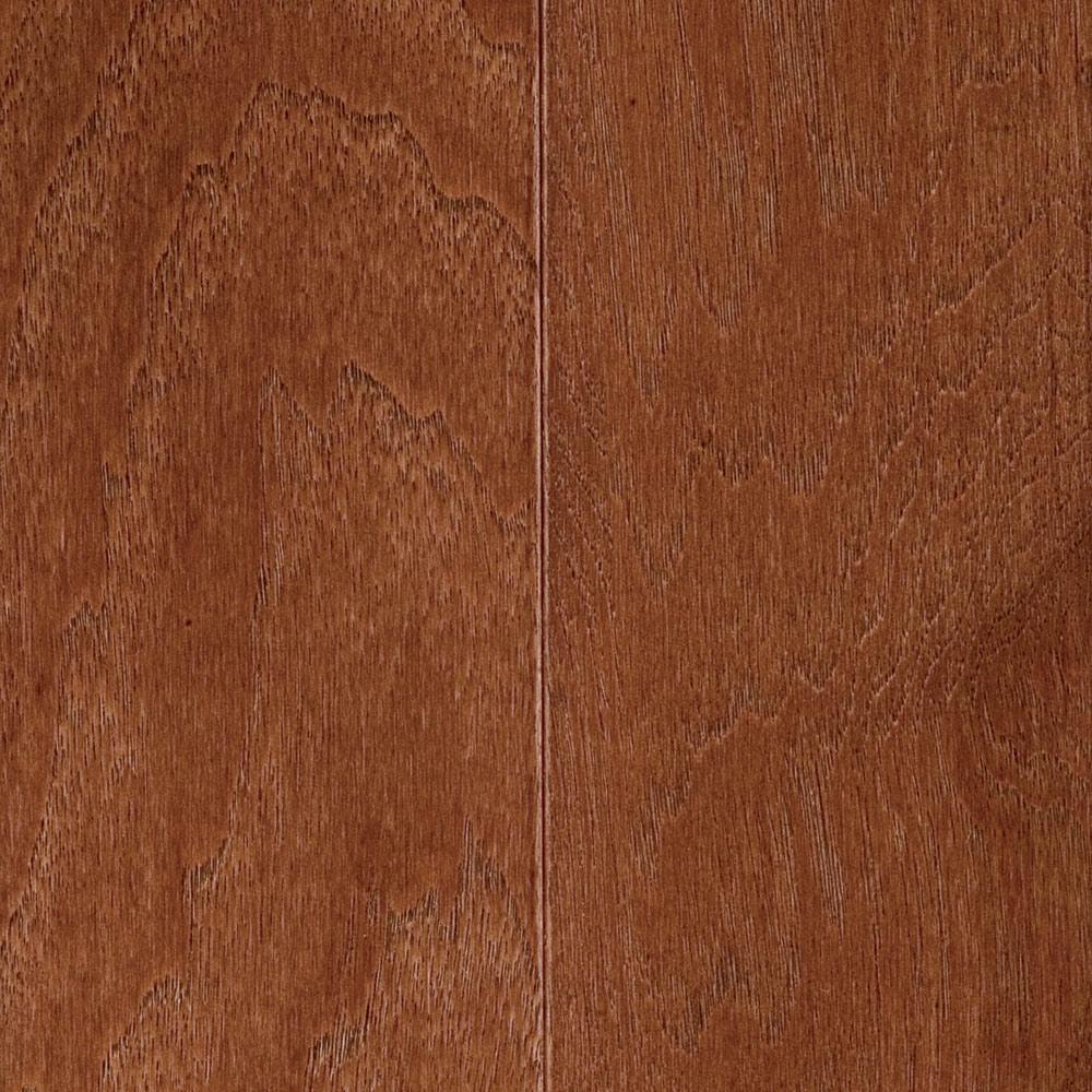 Mannington Blue Ridge Hickory Plank English Leather (Sample) Hardwood Flooring
