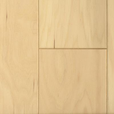Mannington Blue Ridge Hickory Plank Natural (Sample) Hardwood Flooring