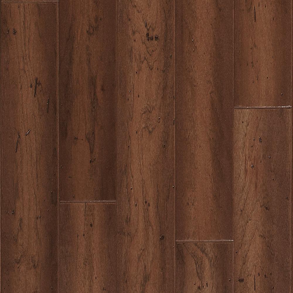 Mannington Hometown - Lexington Hickory Mustang (Sample) Hardwood Flooring