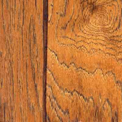 Mannington Inverness - Kings Grove Hickory Saddle (Sample) Hardwood Flooring