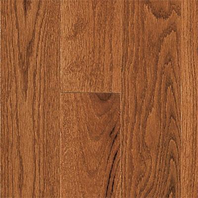 Mercier Design Classic Grade Red Oak Engineered 4.5 Amaretto Satin (Sample) Hardwood Flooring