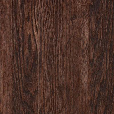 Mercier Design Classic Grade Red Oak Engineered 4.5 Chocolate Brown Satin (Sample) Hardwood Flooring