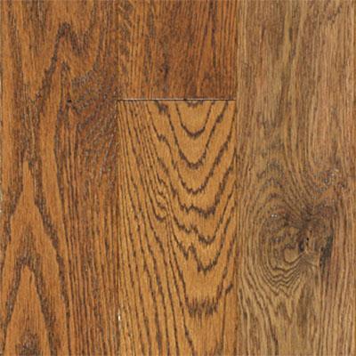 Mercier Design Classic Grade Red Oak Engineered 4.5 Gunstock Satin (Sample) Hardwood Flooring