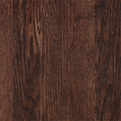 Mercier Design Engineered HDF Loc Red Oak 5 Chocolate Brown Satin (Sample) Hardwood Flooring