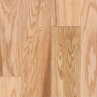 Mercier Design Pacific Grade White Oak Solid 2.25 Natural Semi-Gloss (Sample) Hardwood Flooring