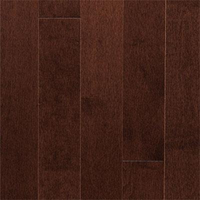 Mercier Design Premium Grade Red Oak Engineered 3.25 Autumn Satin (Sample) Hardwood Flooring
