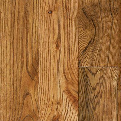 Mercier Design Select Better Red Oak Solid 2.25 Toast Brown Satin (Sample) Hardwood Flooring