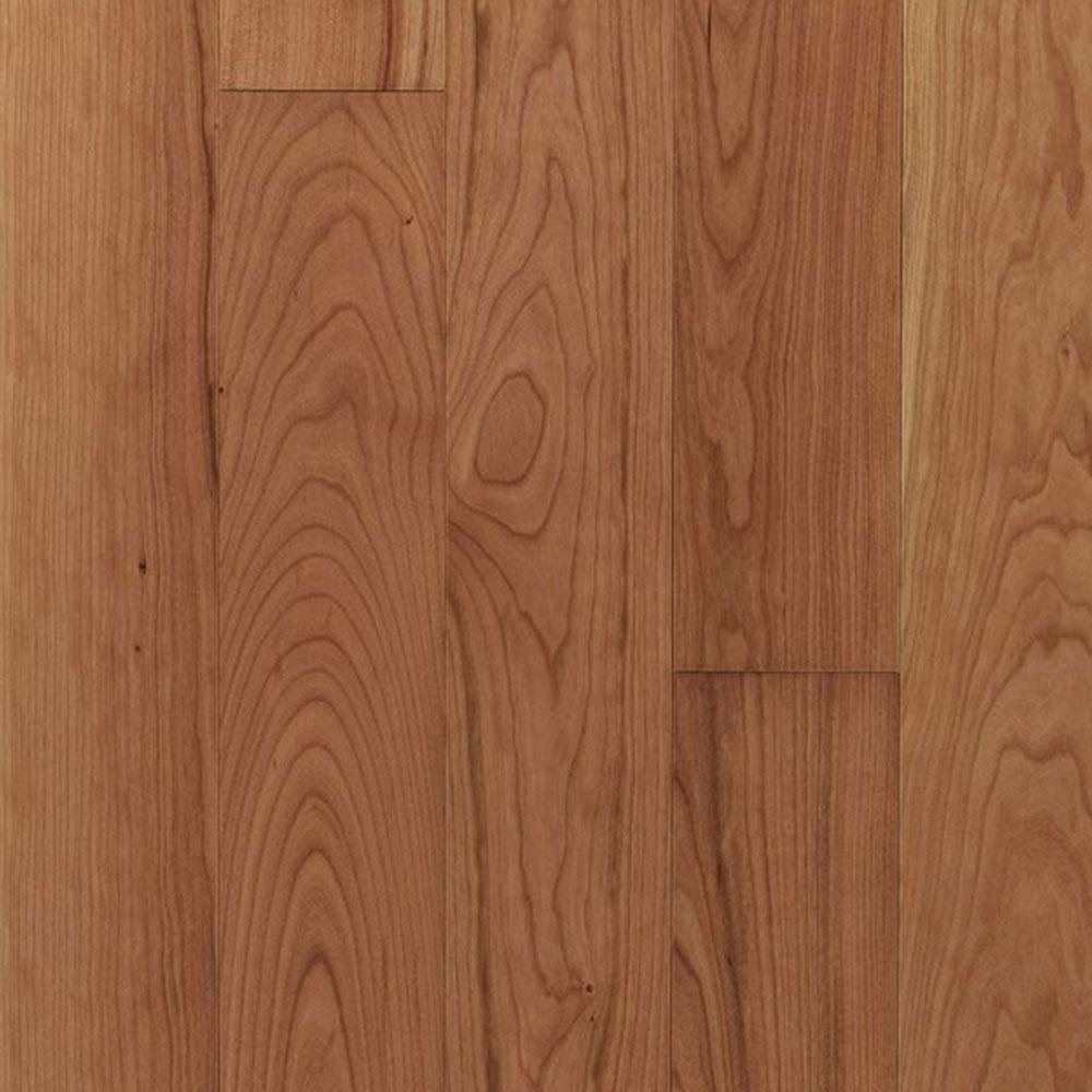 Mercier Exotic American Engineered 4.5 American Cherry Natural Satin (Sample) Hardwood Flooring