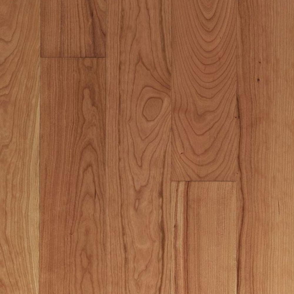 Mercier Exotic American Solid 2.25 American Cherry Natural Semi-Gloss (Sample) Hardwood Flooring