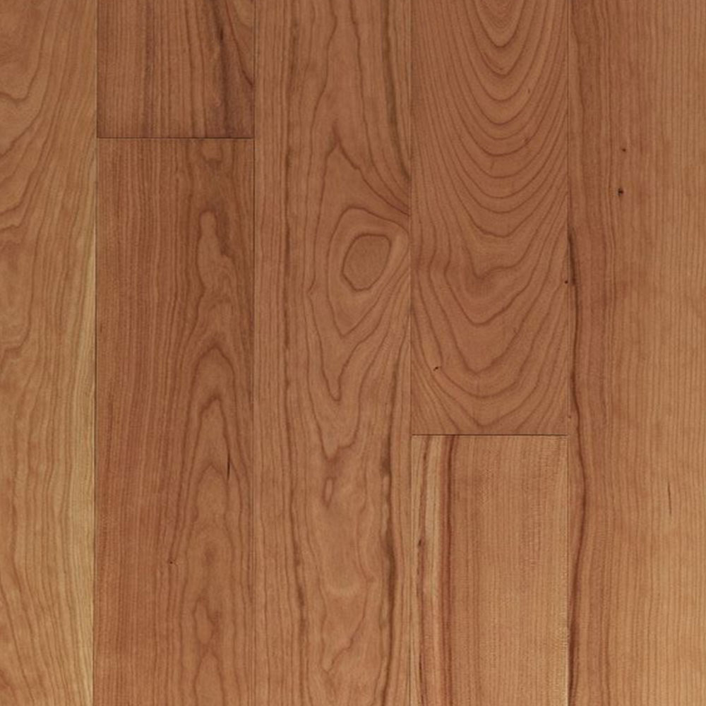 Mercier Exotic American Solid 3.25 American Cherry Natural Satin (Sample) Hardwood Flooring