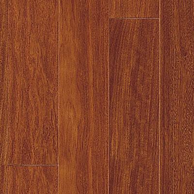Mercier Exotic Engineered 4.5 Santos Mahogony Natural Satin (Sample) Hardwood Flooring