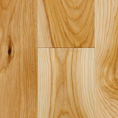 Mercier Nature Country Hickory Solid 4.25 Natural-Semi-Gloss (Sample) Hardwood Flooring