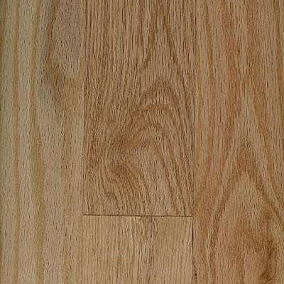 Mercier Pro Series Solid Red Oak 2.25 Natural (Sample) Hardwood Flooring