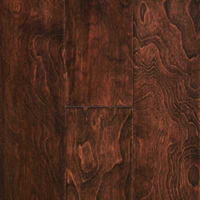 Mullican Austin Springs 5 Handsculpted Loc-2-Fit Maple Mocha (Sample) Hardwood Flooring