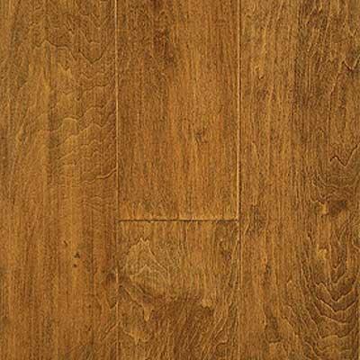 Mullican Austin Springs 5 Handsculpted Loc-2-Fit Maple Autumn (Sample) Hardwood Flooring