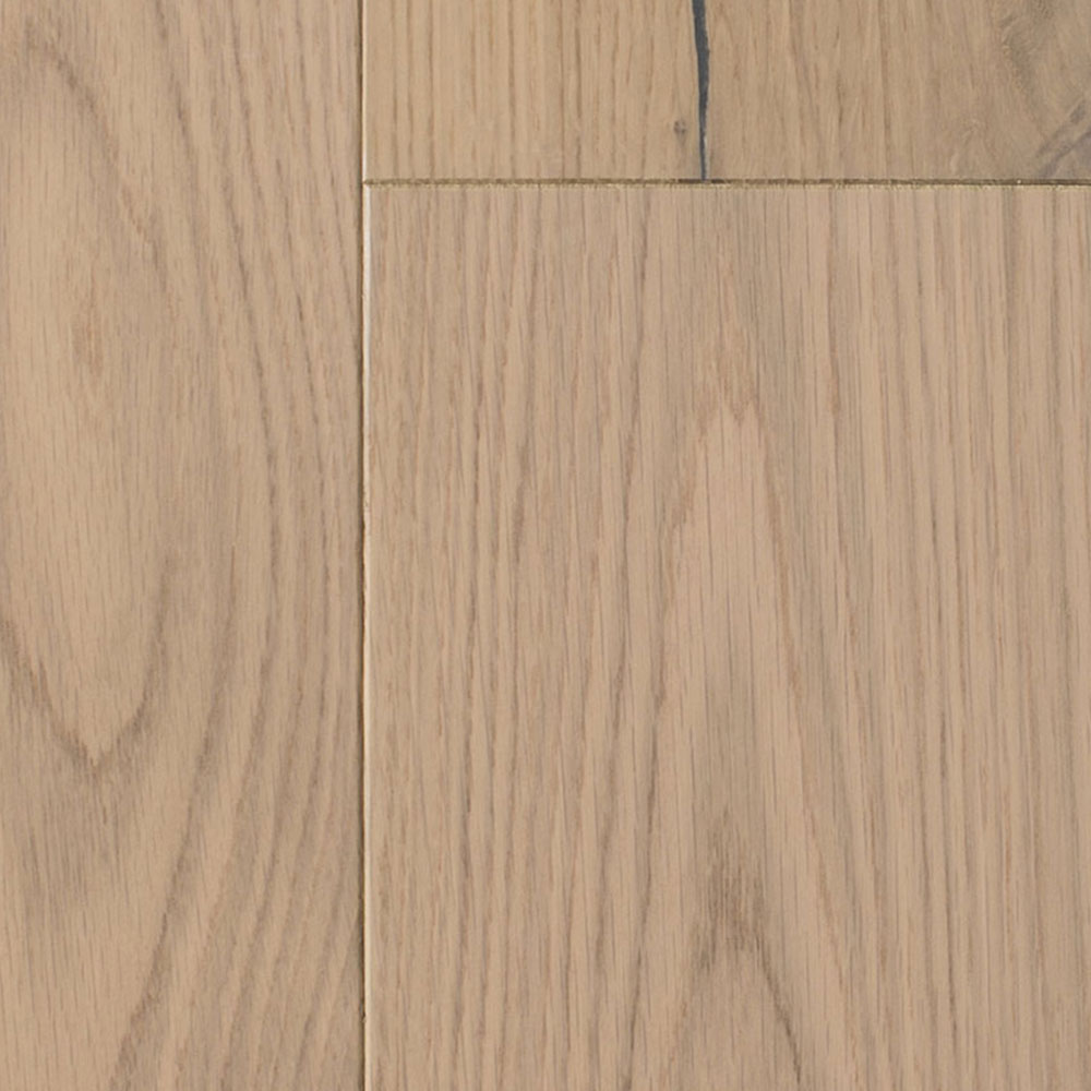 Mullican Castillian 6 Inch Engineered Oak Glacier (Sample) Hardwood Flooring