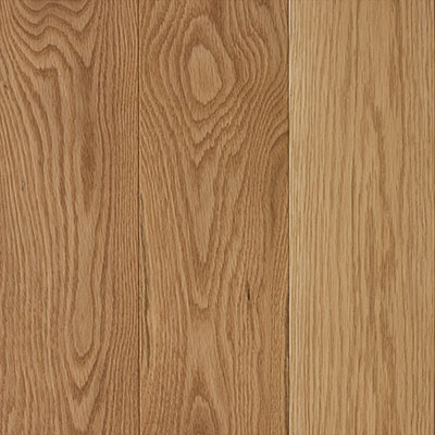 Mullican Castillian 6 Inch Engineered White Oak Natural (Sample) Hardwood Flooring
