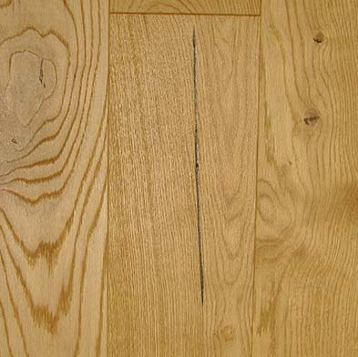 Mullican Castillian 7 Inch Engineered Oak Castlerock Natural (Sample) Hardwood Flooring
