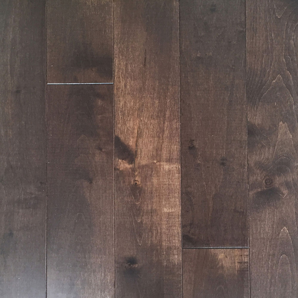 Mullican Castillian 5 Inch Solid Maple Truffle (Sample) Hardwood Flooring