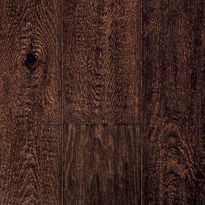 Mullican Castillian 5 Inch Solid Oak Coffee Bean (Sample) Hardwood Flooring