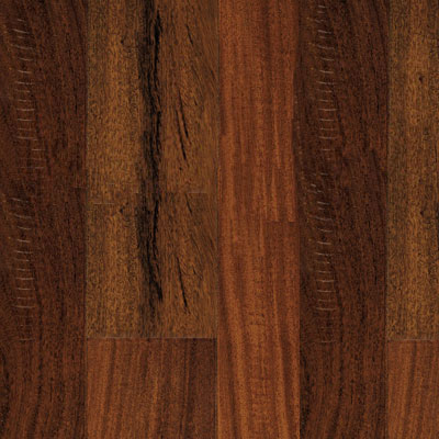Mullican Chalmette Hand Sculpted 5 African Mahogany Hardwood Flooring