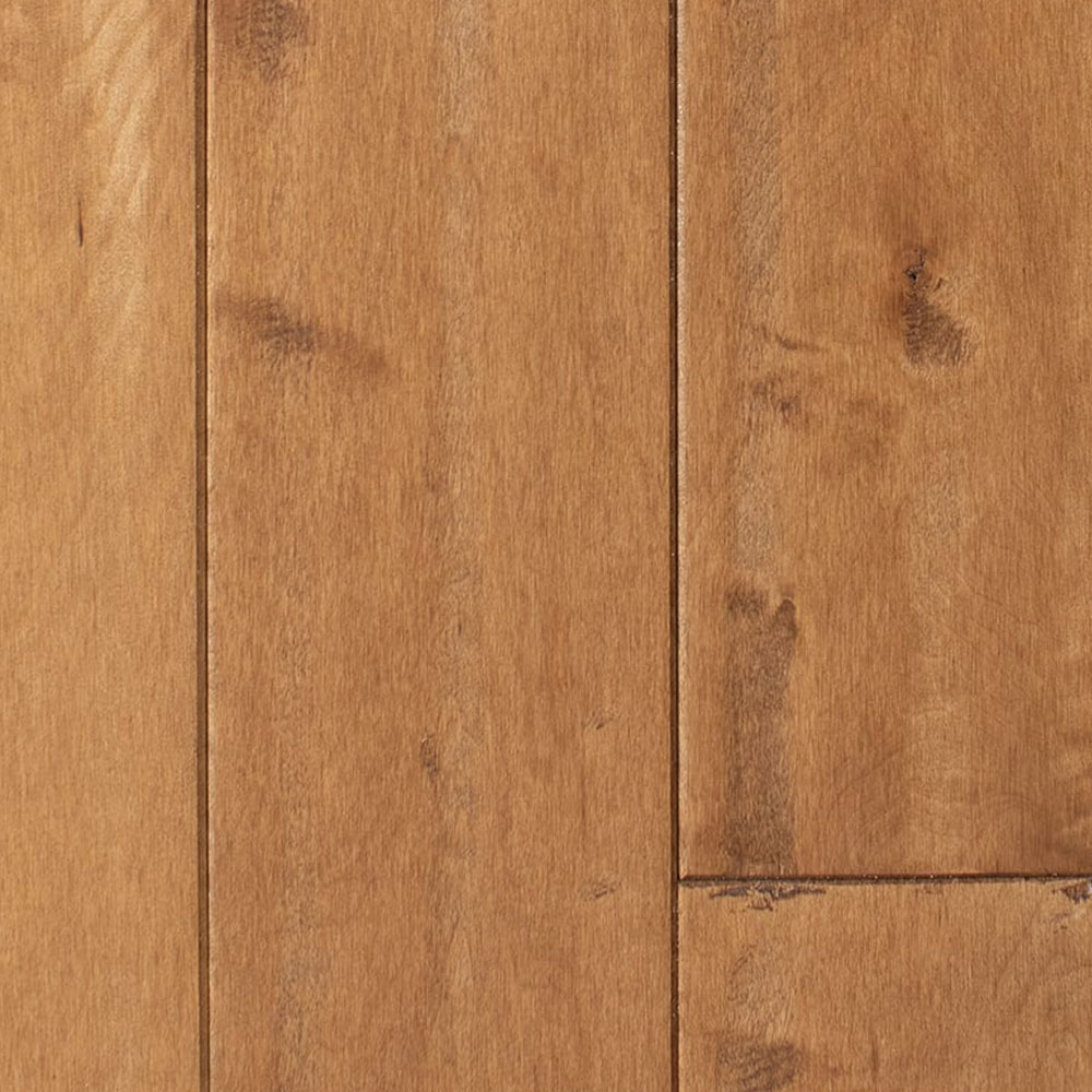 Mullican Chatelaine Hand Sculpted 4 Golden Maple Hardwood Flooring