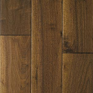 Mullican Chatelaine Hand Sculpted 5 Colonial Walnut Hardwood Flooring