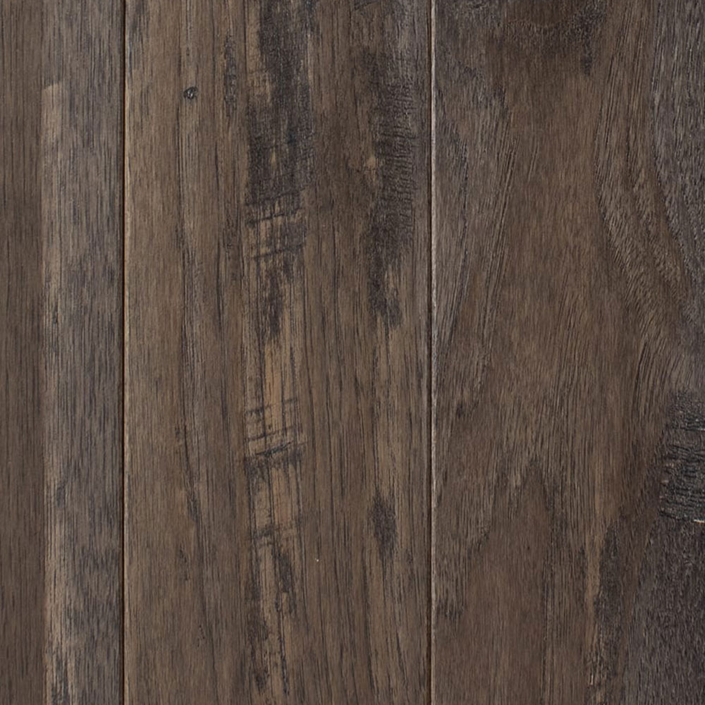 Mullican Chatelaine Hand Sculpted 5 Hickory Granite (Sample) Hardwood Flooring