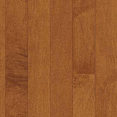 Mullican Foothills Domestic 3 Maple Caramel Hardwood Flooring