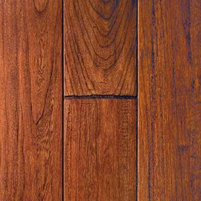 Mullican Knob Creek Hand Sculpted 3 Cherry Cabernet Hardwood Flooring