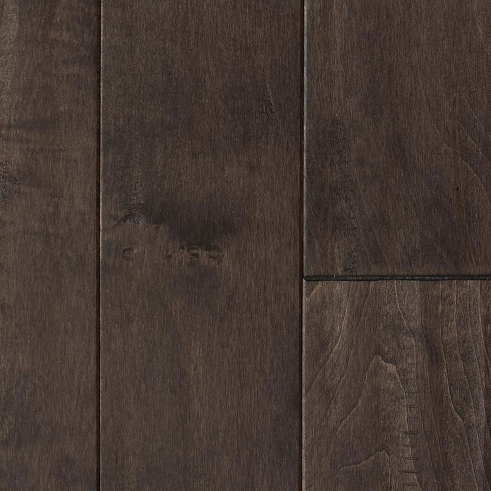 Mullican Knob Creek Hand Sculpted 4 Maple Truffle (Sample) Hardwood Flooring