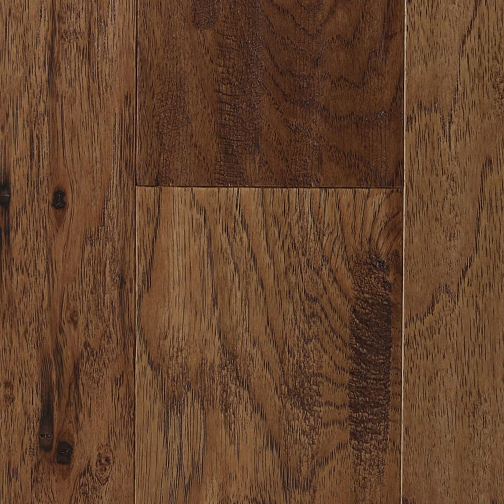 Mullican LincolnShire 5 Inch Hickory Saddle (Sample) Hardwood Flooring