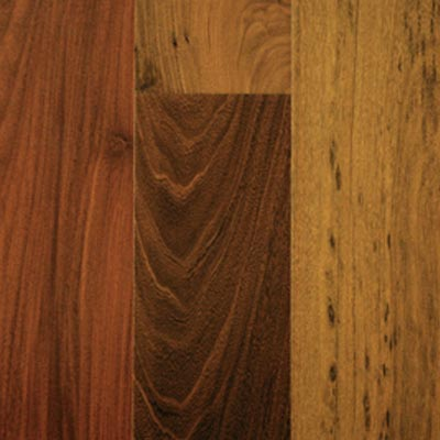 Mullican Meadow Brooke 3 Ipe Natural Hardwood Flooring