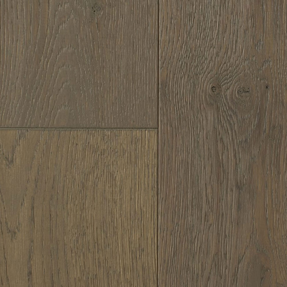 Mullican Mount Castle 7 1/2 Oak Charcoal (Sample) Hardwood Flooring
