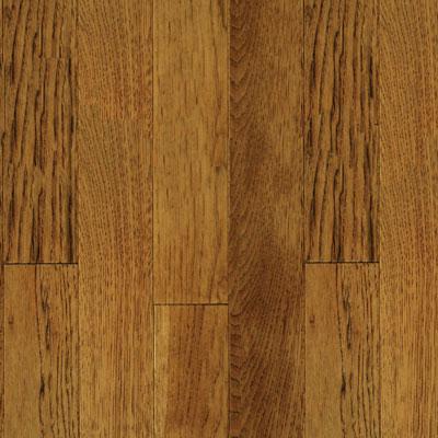 Mullican Muirfield - Four Sided Bevel 4 Hickory Saddle Hardwood Flooring