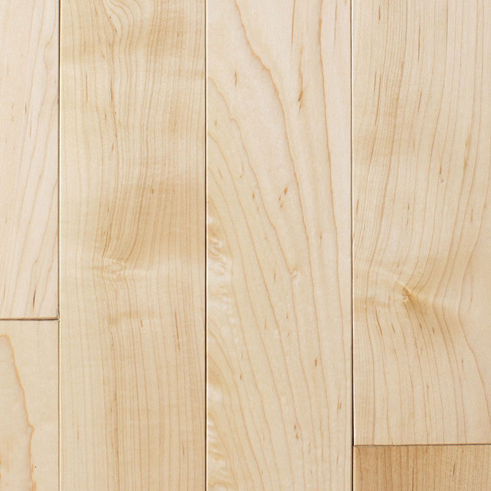 Mullican Muirfield 3 Maple Natural (Sample) Hardwood Flooring