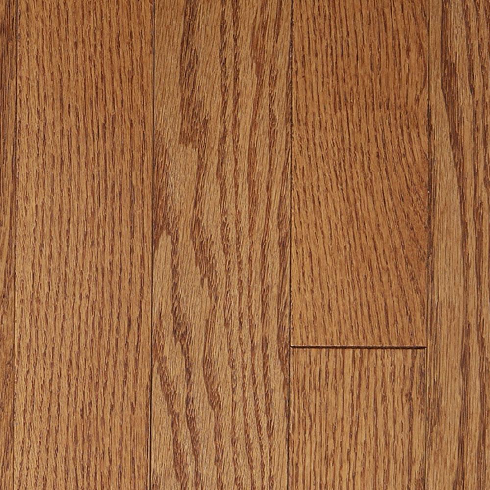 Mullican Muirfield - Four Sided Bevel 3 Oak Saddle Hardwood Flooring