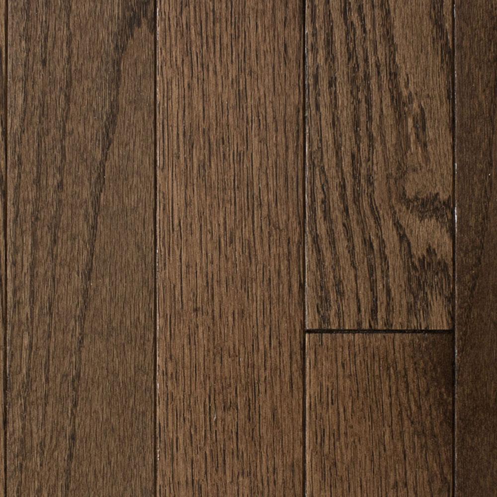 Mullican Muirfield - Four Sided Bevel 2.25 Oak Tuscan Brown Hardwood Flooring