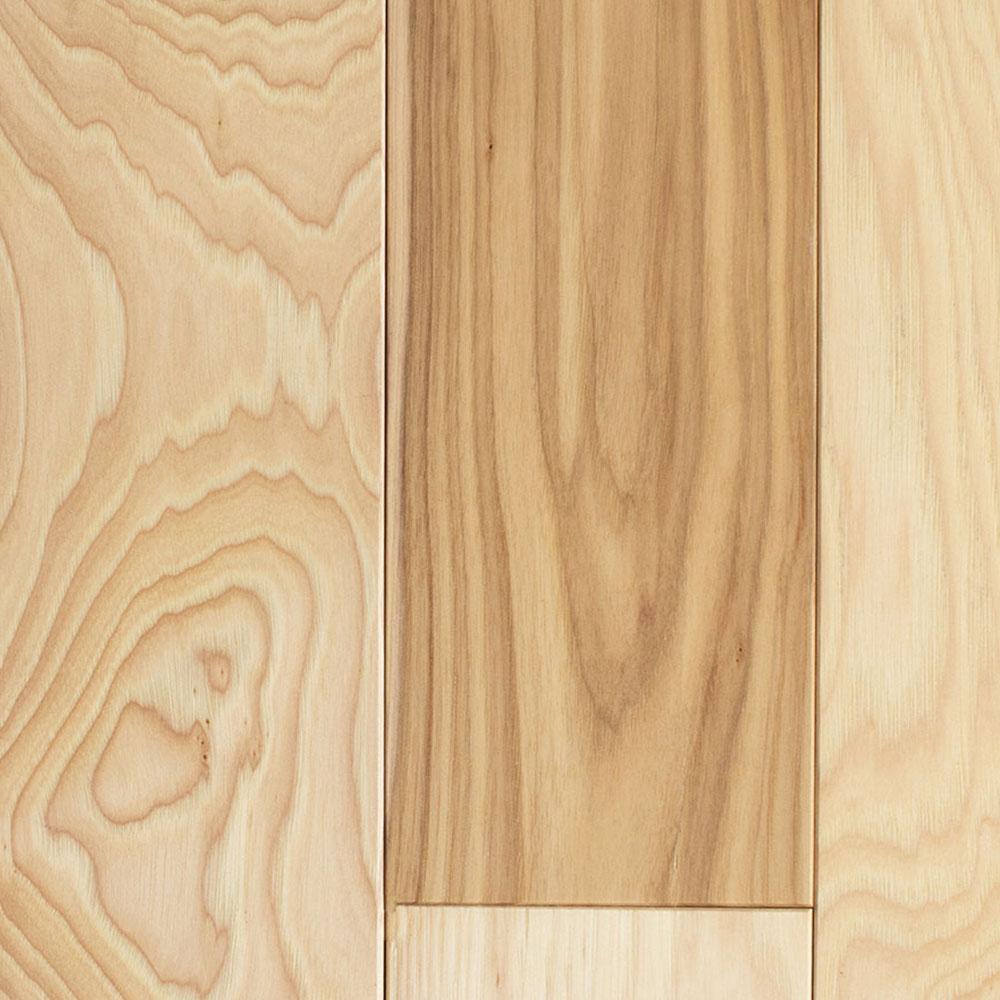 Mullican Muirfield 4 Hickory Natural (Sample) Hardwood Flooring